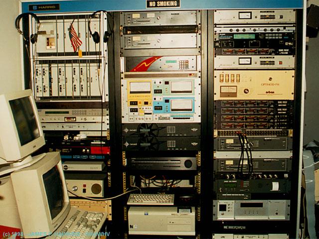 Jim Hawkins Atlantic City Radio Technical Page