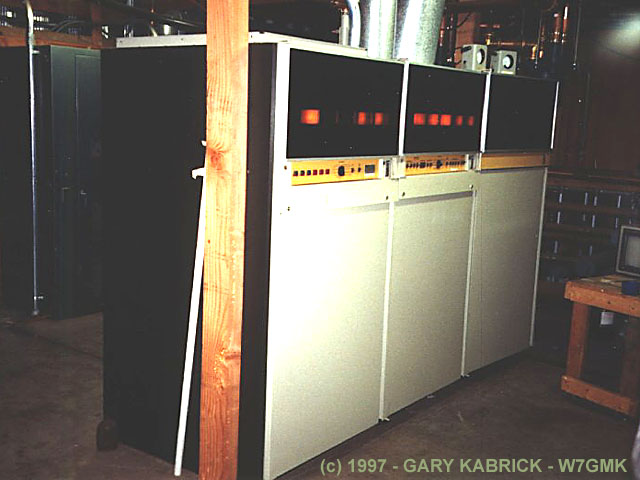 Jim Hawkins' Radio Transmitter Museum
