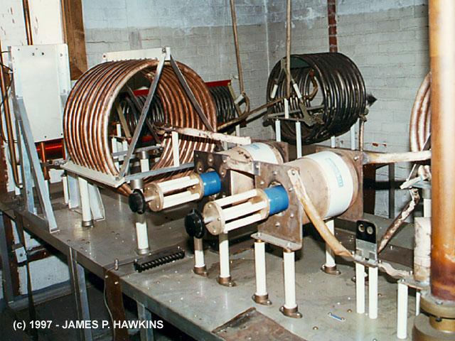 JIM HAWKINS' RADIO 77 WABC Digital AM Transmitter Page